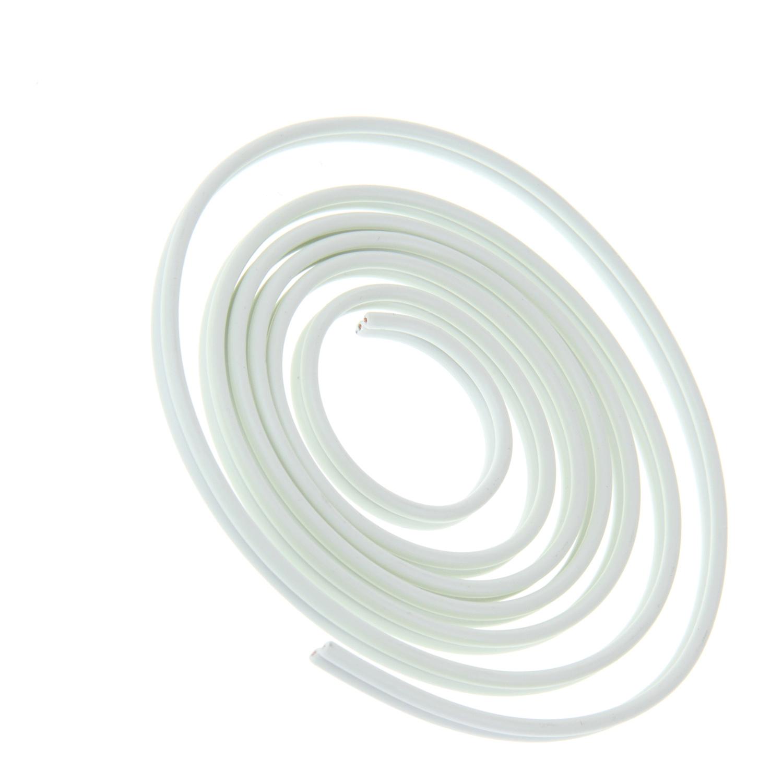 ✅ 2x 0,5mm² 20 AWG LED Litze Anschlußkabel 2 Adrig ...